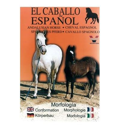 Dvd: El Caballo Español Morfología