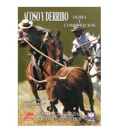 Dvd: a la Vaquera Acoso y Derribo