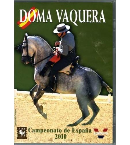 Dvd: Campeonato De España Doma Vaquera 2010