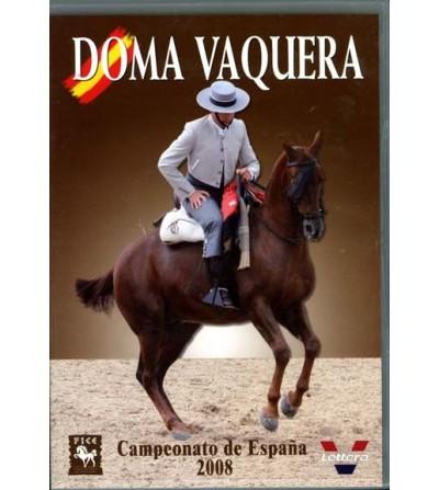 Dvd: Campeonato España Doma Vaquera 2008