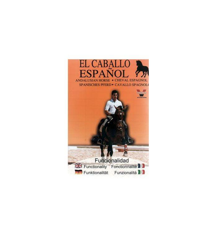 Dvd: El Caballo Español Funcionalidad