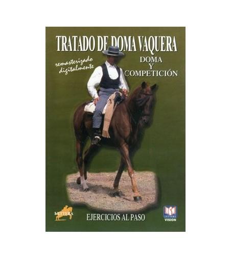 Dvd: a la Vaquera Ejercicios al Paso