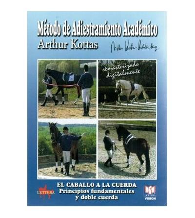 Dvd: A. Kottas  el Caballo a la Cuerda