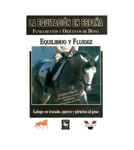 Dvd: Equitación/España Equilibrio Y Fluidez