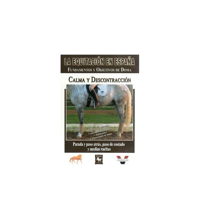Dvd: Equitación/España Calma y Descontracción