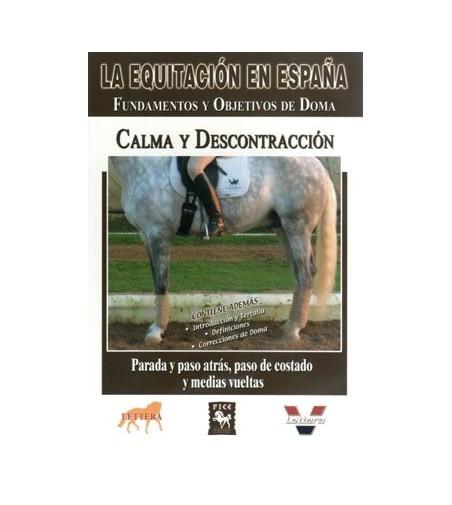 Dvd: Equitación/España Amplitud Y Remetimiento