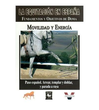 Dvd: Equitación en España Movilidad Y Energía