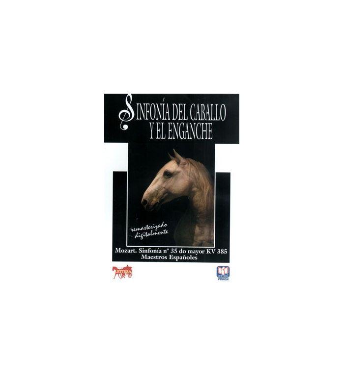 Dvd: Sinfonía del Caballo y el Enganche