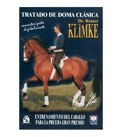 Dvd: Dr. Klimke Entrenamiento para Gran Premio