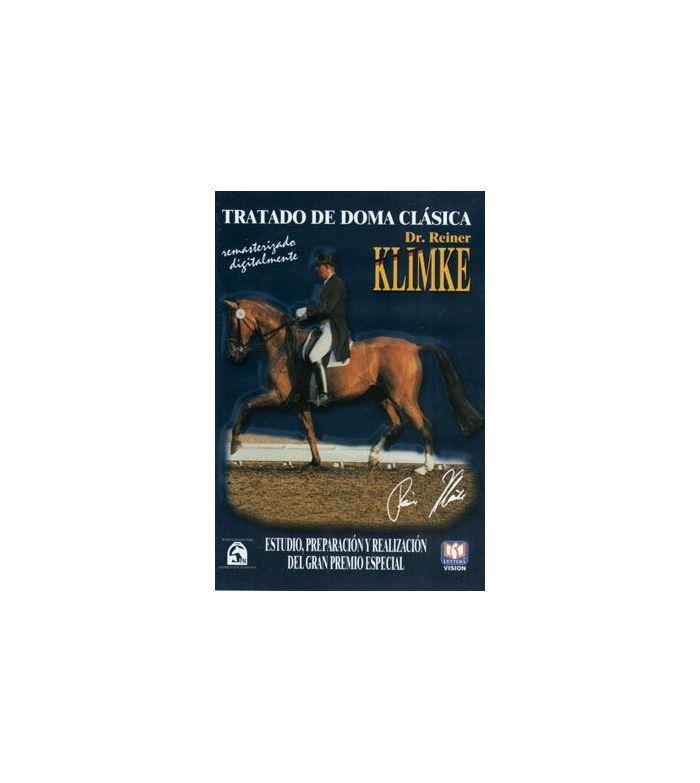 Dvd: Dr. Klimke Estudio y Preparación Gran Premio