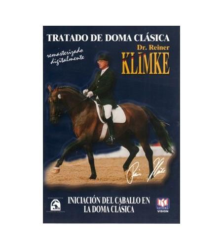 Dvd: Dr. Klimke Iniciación del Caballo en Doma Clásica