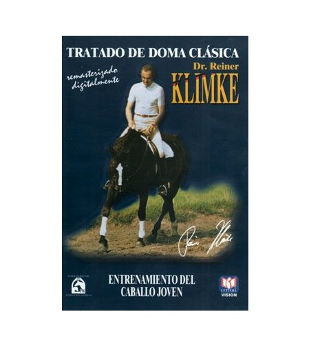 Dvd: Dr. Klimke Entrenamiento del Caballo Joven