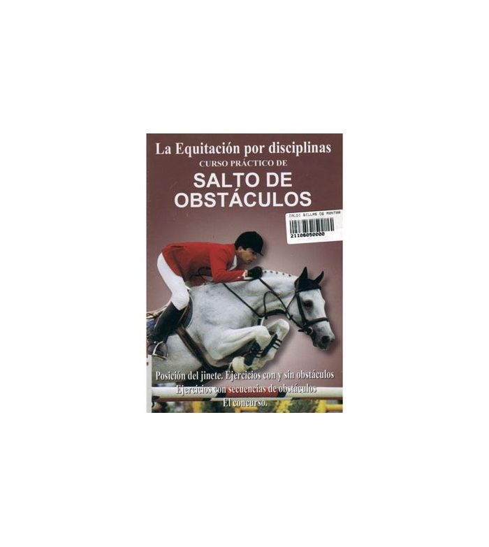 Dvd: Curso Práctico Salto de Obstáculos I