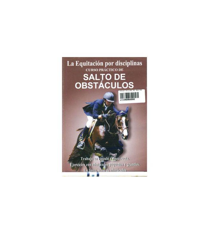 Dvd: Curso Práctico Salto de Obstáculos II