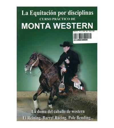 Dvd: Curso Práctico Monta Western I