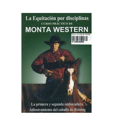 Dvd: Curso Práctico Monta Western II
