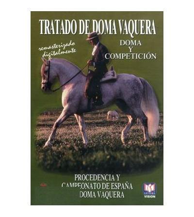 Dvd: Trabajos Característicos de la Doma Vaquera