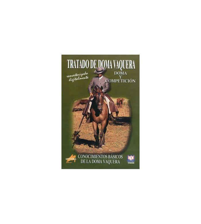 Dvd: Conocimientos Básicos de la Doma Vaquera