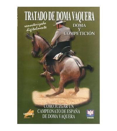 Dvd: Cómo Juzgar un Campeonato  de España de Doma Vaquera