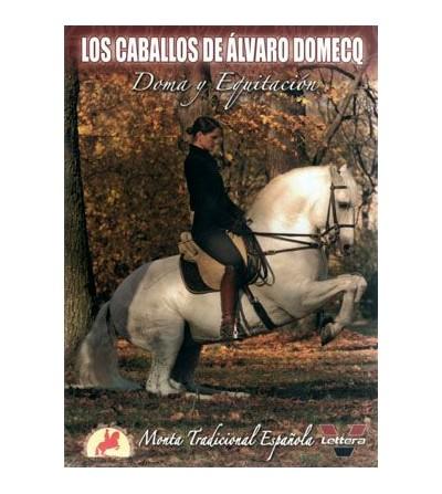 Dvd: Los Caballos de Alvaro Domeq