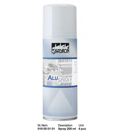 Eskadron Aluspray 01900 0101 (6Pcs) 200 ml