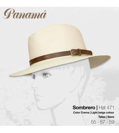 Gorro Sombrero Panamá 471