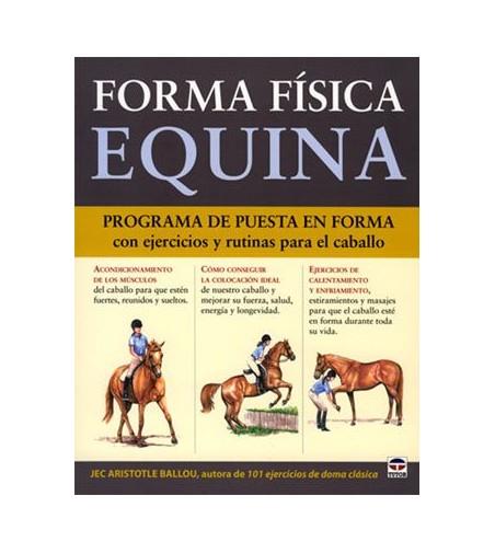 Libro: Forma Fisica Equina (Tutor)