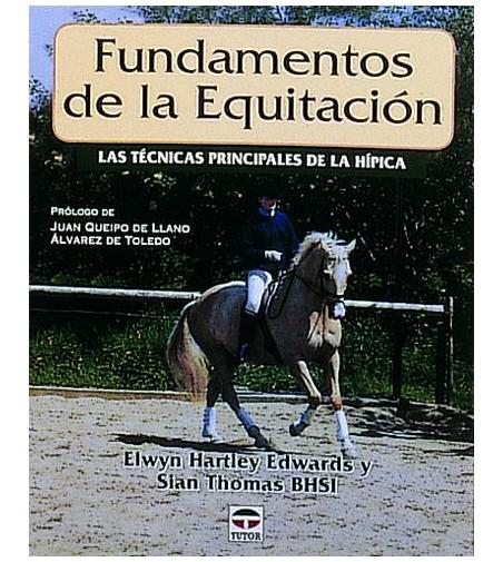 Libro: Fundamentos de la Equitación (Elwyn & Sian)