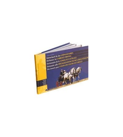 Libro: Diccionario para Conducir Coches de Caballos