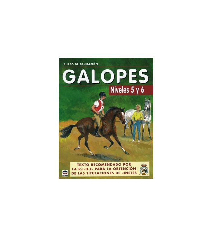 Libro: Curso Equitación Galope Nº 5 y 6