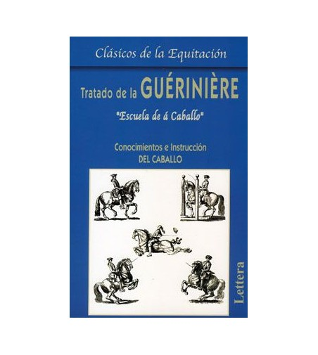 Libro: Tratado de la Gueriniere