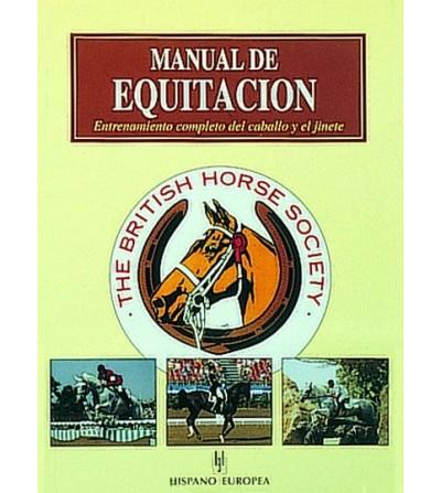 Libro: Manual de Equitación (Tbs)