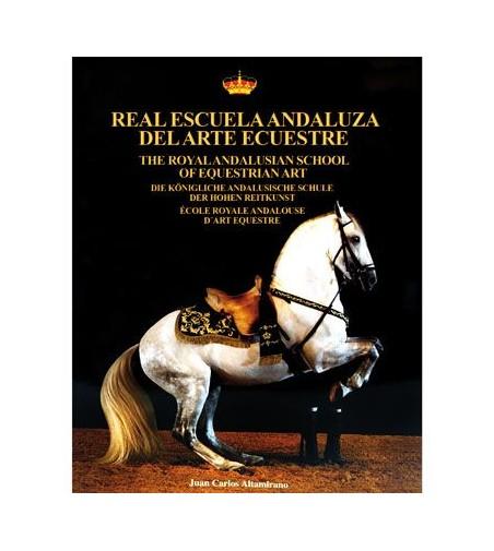 Libro: Real Escuela Andaluza del Arte Ecuestre
