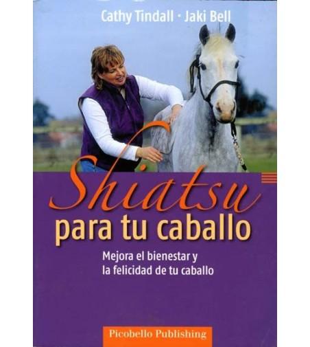 Libro: Shiatsu para tu Caballo (Picobello)