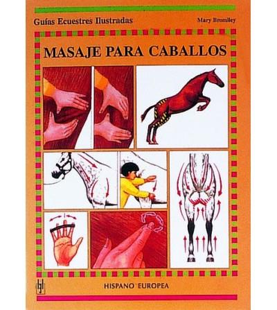 Libro: Guía Masajes para Caballos