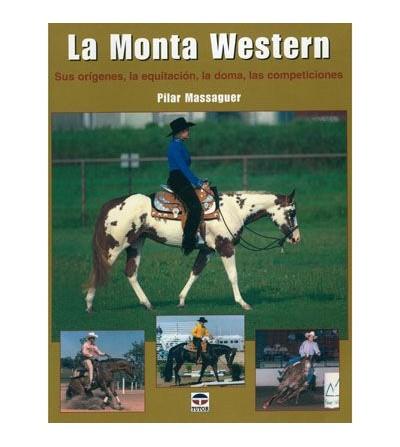 Libro: La Monta Western (P.Massaguer)