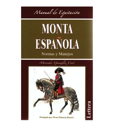 Libro: Monta Española (Normas Y Manejos)