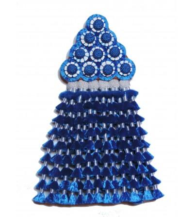 Mosquero de Azul/Plata Premiun
