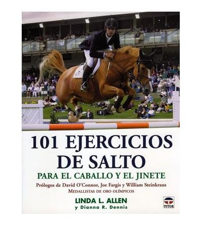 Libro: 101 Ejercicios de Salto para el Caballo y el Jinete