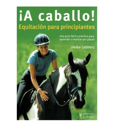 Libro: Equitación Para Principiantes
