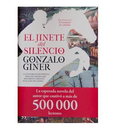Libro: El Jinete del Silencio (G.Giner)