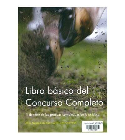 Libro: Básico del Concurso Completo 1 Vol.