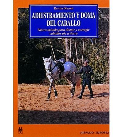 Libro: Adiestramiento y Doma del Caballo(Kerstin)