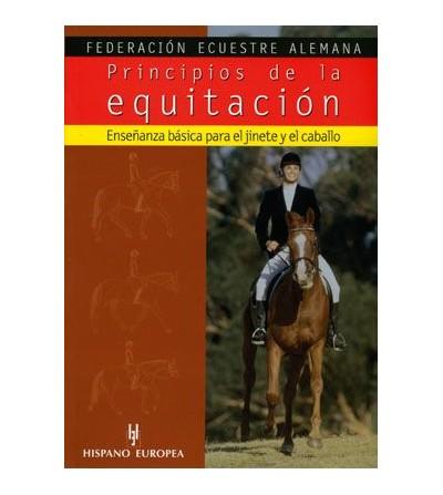 Libro: Principios de la Equitación (F.E.A.)