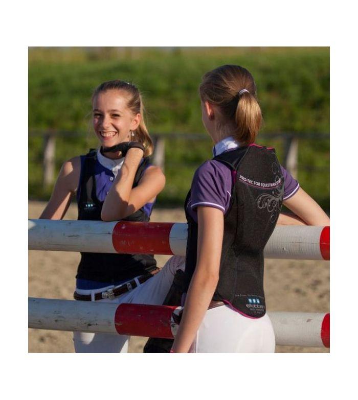 Body Protector Columna Stübben Deporte Junior Chicas
