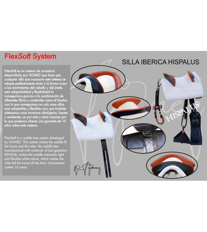 Silla Vaquera Ibérica Hispalus