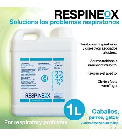 Zaldi Respineox Problemas Respiratorios 1 Litro