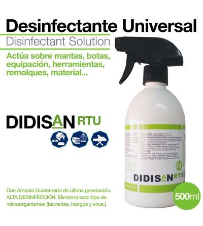Zaldi Desinfectante Mantas Didisanrtu 500Ml
