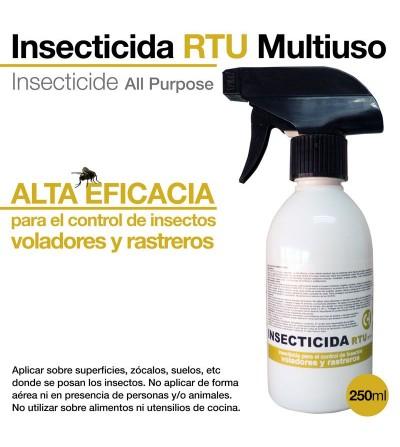 Zaldi Insecticida Rtu Multiuso 250Ml