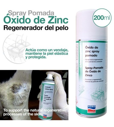 Zaldi Regenerador Pelo Oxido De Zinc 200Ml